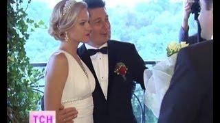 Володимир Тарасюк відгуляв весілля в найдорожчому ресторан