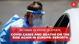 COVID-19 Updates: Covid Cases And Deaths On The Rise Again in Europe: Reports