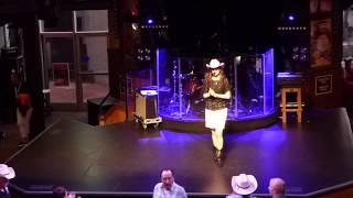 WHEN YOU SMILE Line Dance (Démo) - Séverine Moulin Billy Bob's