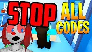 STOP ROBLOX CODE VIDEOS (Roblox rant)