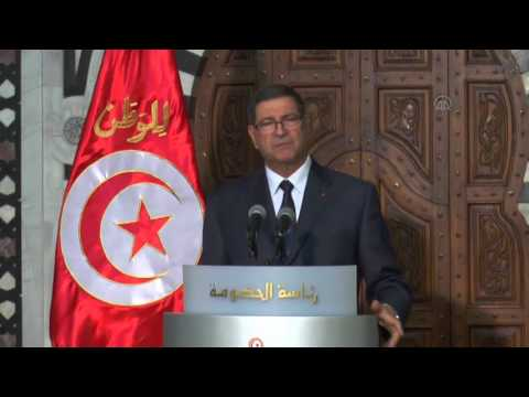 Tunisian PM speaks on Tunisia attack