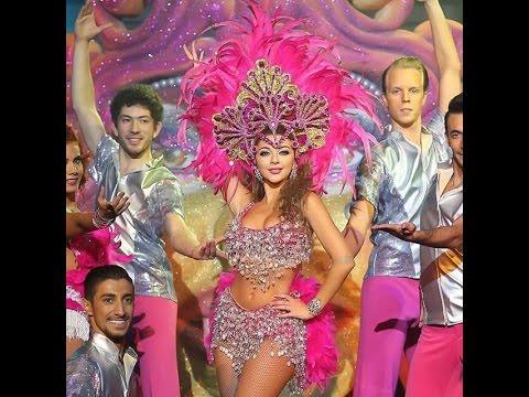 Myriam Fares NadiniDancing With The Stars ميريام فارس - الرقص مع النجوم