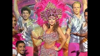 Myriam Fares Nadini  Dancing With The Stars ميريام فارس - الرقص مع النجوم