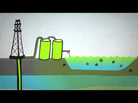 Ban Fracking and shale gas in Europe before it's too late!