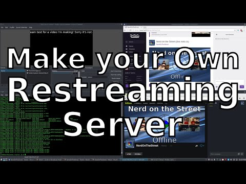 DIY Restreaming Server