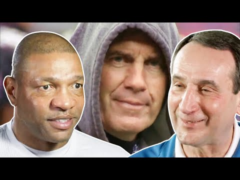 Coach K, Doc Rivers & Joe Torre weigh in on Bill Belichick