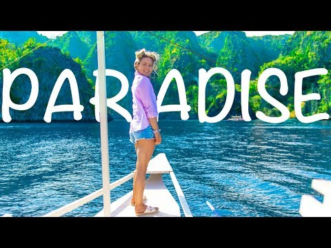 Is This The Most Beautiful Place In The World? Coron Palawan Island Hopping Tours! Philippines