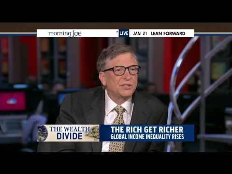 Bill Gates: Not sold on minimum wage increase