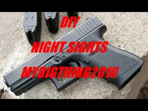 Glock Night Sight Comparison | Doovi