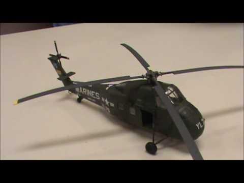 Italeri UH-34D & Revell H-19
