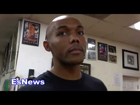 Boxer Jerry Bradford Ready To Turn Pro At 23 Aims To Win A Title At 147 EsNews Boxing