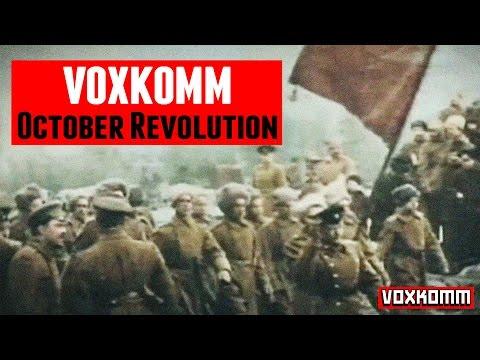 VOXKOMM: October Revolution [EN\ES\SE\TR\IT]