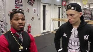 SHAWN PORTER- 'I THINK ERROL SPENCE HAS WHAT IT TAKES TO BEAT KELL BROOK' -SEES CLASH AS INEVITABLE'