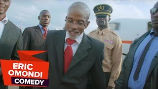 Eric Omondi How To Be Magufuli