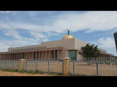 2016 12 08-09 - Gaborone i nocleg w Mokolodi