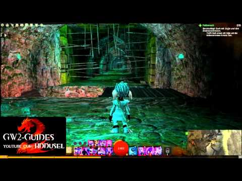 Guild Wars 2: Jumping Puzzle Löwenstein (Rätsel-Guide)