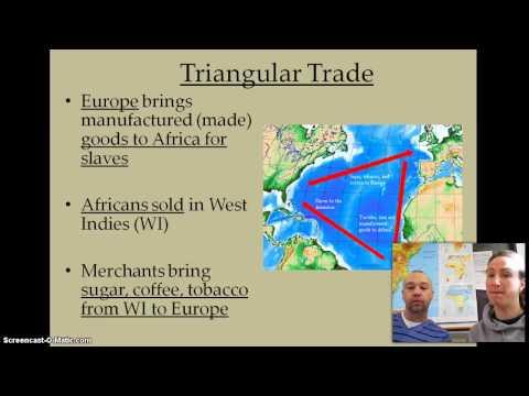 4.3 Atlantic Slave Trade