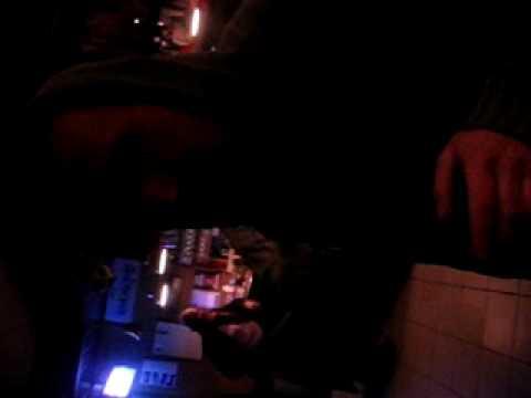 Karaoke in de kantine