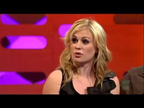 Anna Paquin, Mitchell & Webb in The Graham Norton Show - Part 1