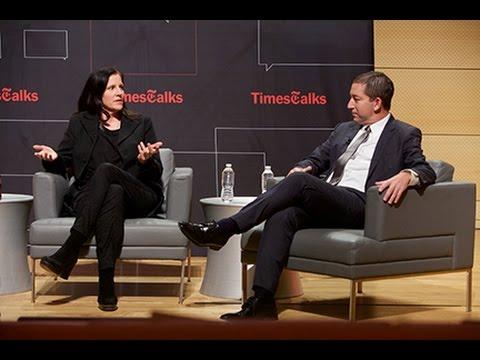 Citzenfour: Laura Poitras, Edward Snowden & Glenn Greenwald | Interview | TimesTalks