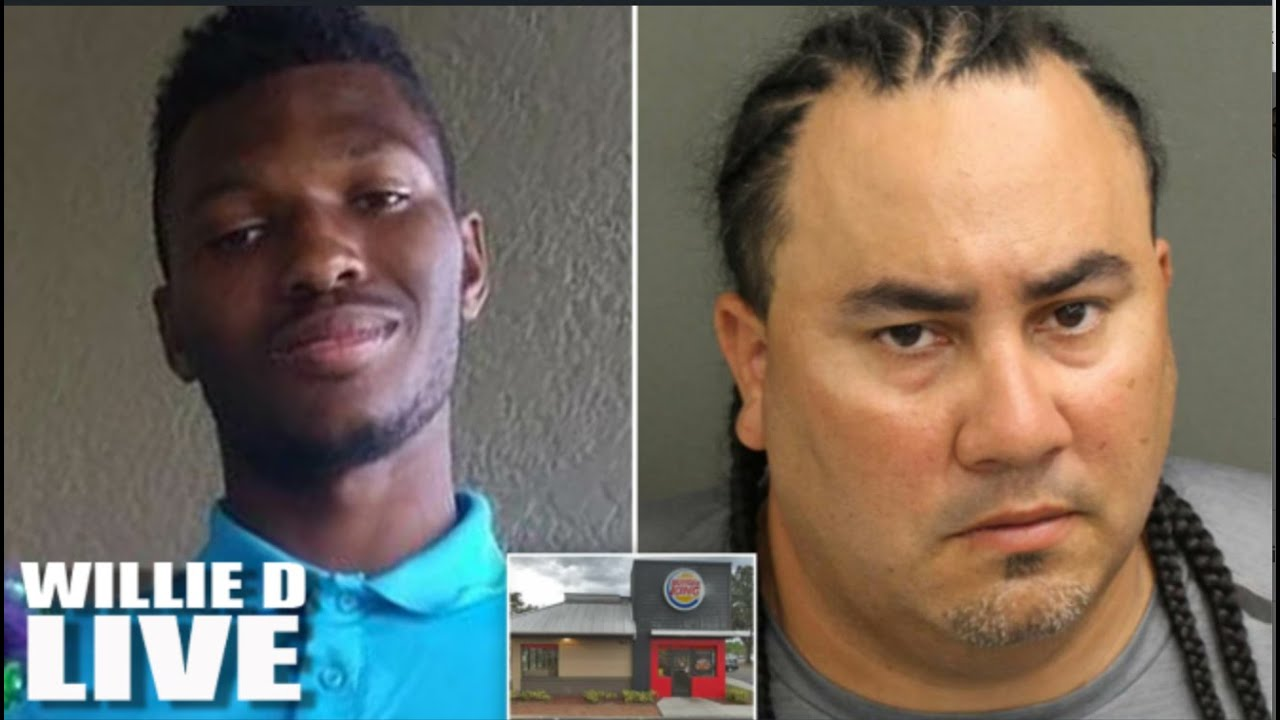 Man kills Burger King employee because order took too long