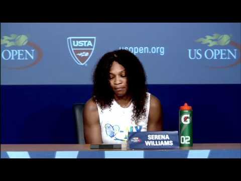 2011 US Open Press Conferences: Serena Williams (Third Round)