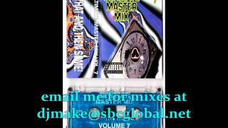 The Ultimate Master Mix Vol. 7 - Julian Jumpin Perez - Cookie - B96  Chicago 90's House Mix
