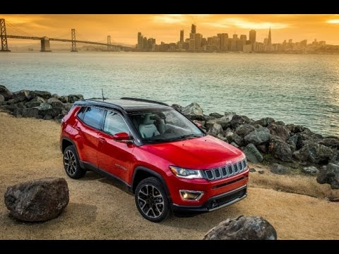 Jeep Compass 2017 Specifications Price in India Compass Colors