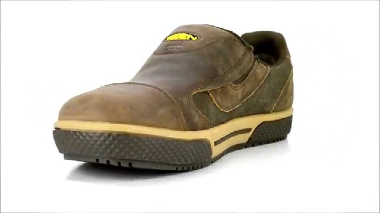Men's Keen 1012774 Slip-On Wedge Sole Work Shoe @ Steel-Toe-Shoes ...