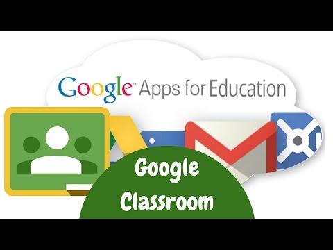 Creare classi virtuali con Google Classroom
