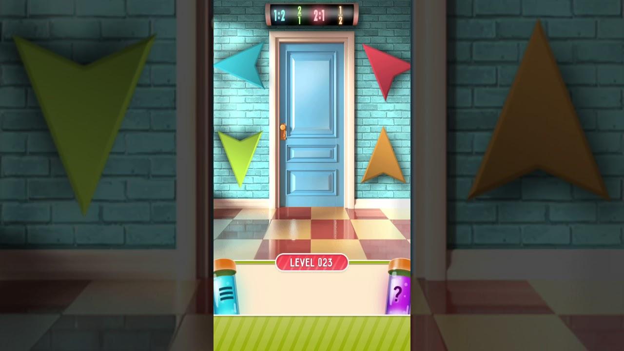 100 doors puzzle box level 23 walkthrough youtube for 100 doors door 23