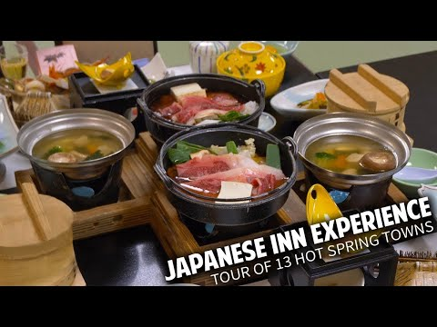 Japanese Inn & Kaiseki Cuisine: The Ryokan Stay Experience