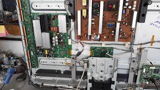 PDP Lg 42PG60UR จุดวัดไฟต่างๆ …