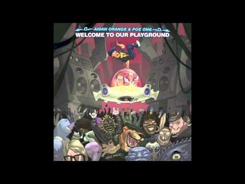 B-Boy Breaks & Funk Mixtape - Aidan Orange & Poe One