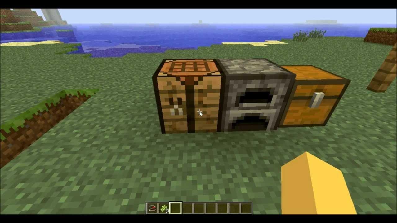 Minecraft Tutorial  Hoe maak je een map  YouTube