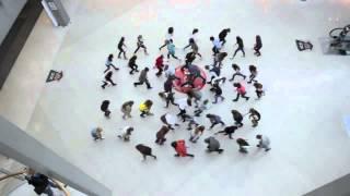 Поздравление с Днем Рождения (Одесса) - Лучший танцевальный флешмоб #ФМ 2013