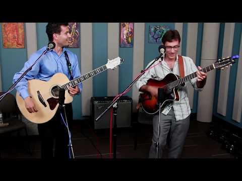 Frank Vignola & Vinny Raniolo 'Tico Tico / Apache'   Live Studio Session