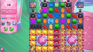 Candy Crush Saga Level 3652 NO BOOSTERS