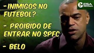 """Denilson no PAREDÃO: """"PROIBIRAM sua ENTRADA no São Paulo?"""" (14/07/19)"""