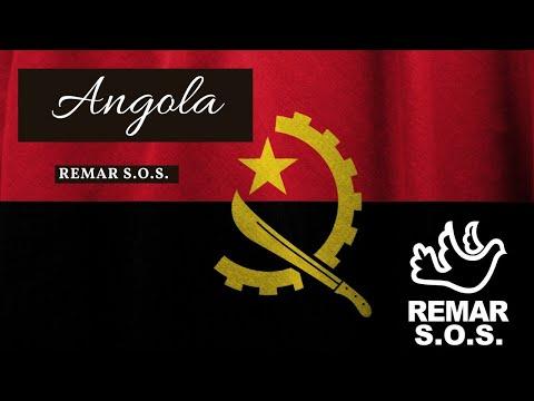 """""""Angola"""" con Miguel Díez y Rebeca Díez // Remar S.O.S. Gritos por el Mundo"""