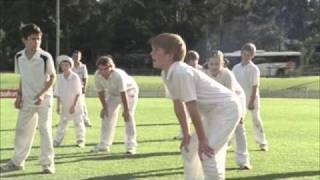 Vodafone Ashes Team Warm-Up