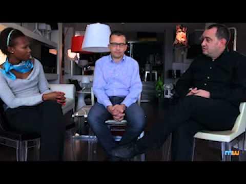 Wissem Ben Jemaa & Lasaad Krichen de l'agence 109 dans Mad World by Madwatch