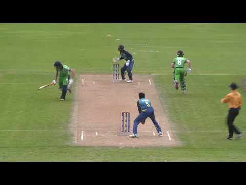 Sri Lanka vs Ireland Highlights - ICC U19 Cricket World Cup 2018