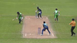 Sri Lanka vs Ireland Highlights - ICC U19 Cricket World Cup 2018