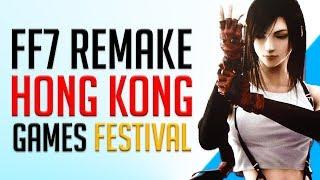 FF7 Remake Present At The Hong Kong Games Festival