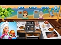 Beach Restaurant Master Chef - android gameplay Full HD (By Happy Mobile Game)