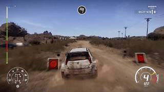 WRC 8 /  Rally Argentina / Proton Iriz R5 | Gameplay 2020