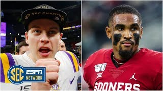 'Joe Burrow is head and shoulders above Jalen Hurts' - Greg McElroy | Thinking Out Loud