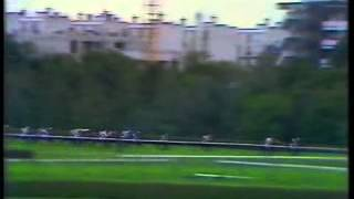 Horse Racing 1984 Arc De Triomphe Longchamp
