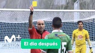 Baixar El Día Después (12/03/18): En la piel de un árbitro